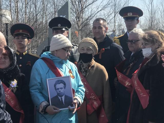 9 мая в Фёдоровском прошёл районный митинг